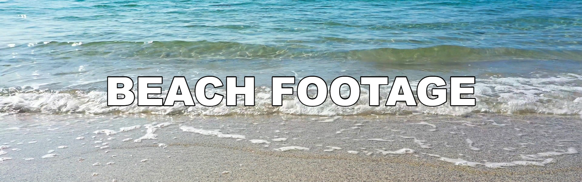 Free beach stock footage