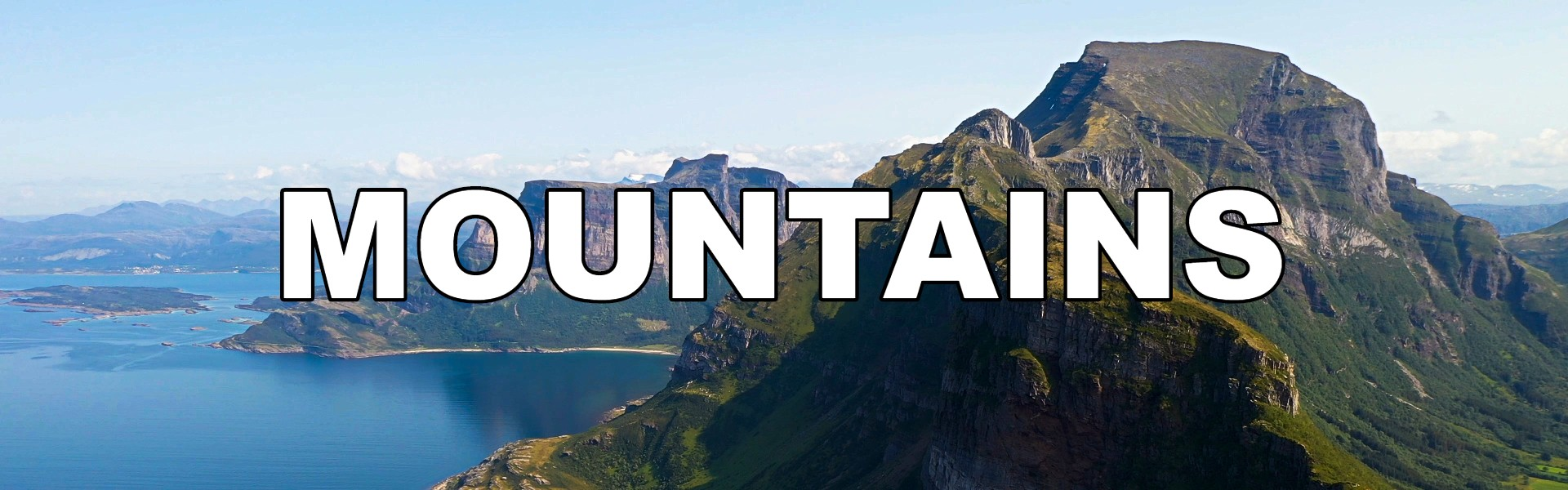 Free mountain stock footage
