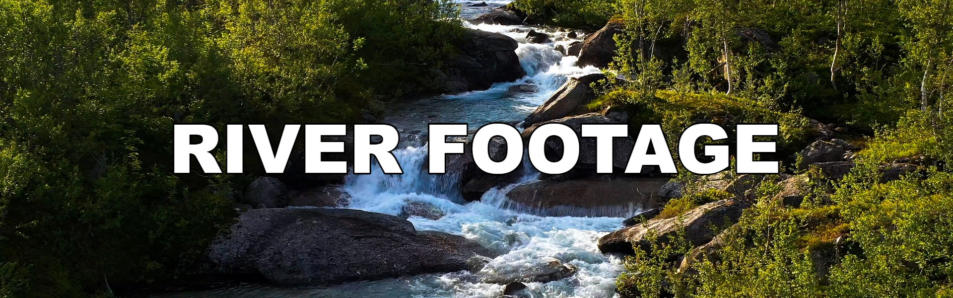 Free river stock footage