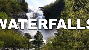 Free waterfall stock footage